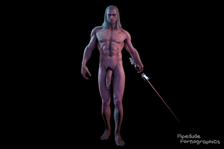 Geralt nude